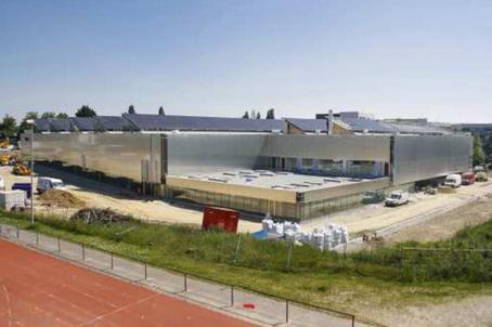 Naissance du « Stadium métropolitain Pierre Quinon » | Vivre à Nantes | Scoop.it