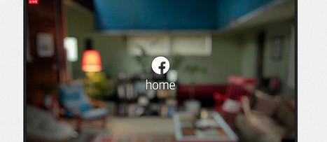 Facebook Home : 500.000 téléchargements... seulement - High-Tech - MYTF1News | Digital & Social innovation | Scoop.it