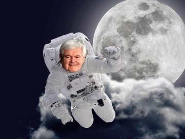 Gingrich Wins! (An Alternative History) | Pure Frivolity in a Strange Land | Scoop.it