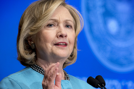 The cash donations Hillary simply has no answer for | Global politics | Scoop.it