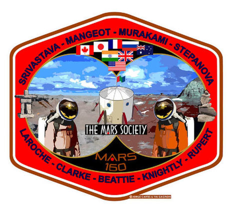 Mars 160 Coverage: Training for a Manned Mission to Mars | University of Essex in the news | Scoop.it