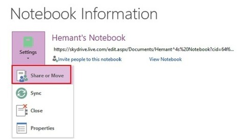Microsoft OneNote 2013 Tips and Tricks | Using OneNote in the Classroom | Scoop.it