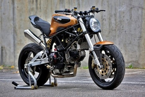 """Ducati 900SS IE 1988 """"Matador"""" by Radical Ducati 