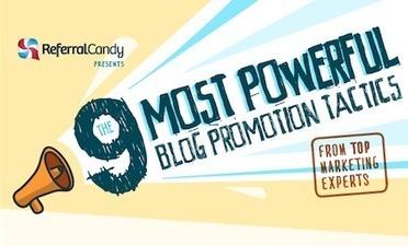 Infographie : la check-list d'un blog au service de votre Inbound ... | Médias sociaux & web marketing | Scoop.it