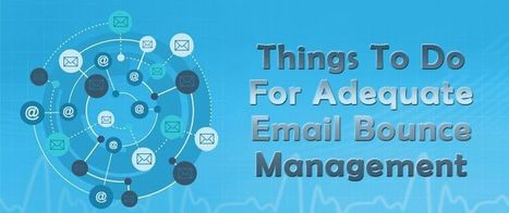 Things To Do For Adequate Email Bounce Management | AlphaSandesh Email Marketing Blog | best email marketing Tips | Scoop.it