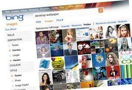 Bing propose un moteur de recherche de fonds d'écran | Time to Learn | Scoop.it