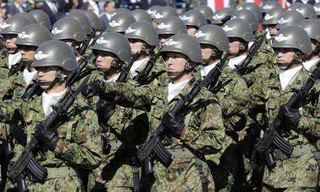 Japan, U.S. considering offensive Military capability for Tokyo | Military-Stuff | Scoop.it