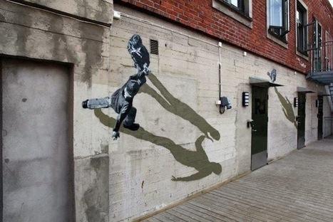 Street art of the week | Le Street Art - Art de la rue - Graffiti - TAG | Scoop.it