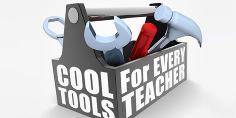 321 Free Tools for Teachers—Free Educational Technology | Edtech PK-12 | Scoop.it