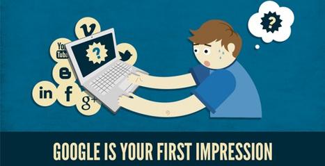 Controla tu reputación online con Google | Pedalogica: educación y TIC | Scoop.it