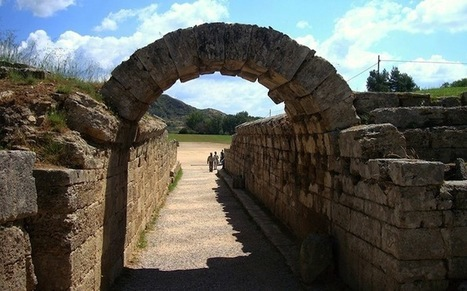 Excavations at Ancient Olympia Gymnasium Unveil New Findings | LVDVS CHIRONIS 3.0 | Scoop.it