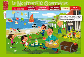 La Normandie Gourmande - IRQUA | Remue-méninges FLE | Scoop.it