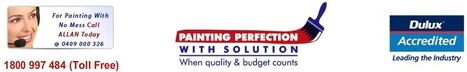 Domestic Painters Brisbane | Painting Perfection With Solution | Scoop.it