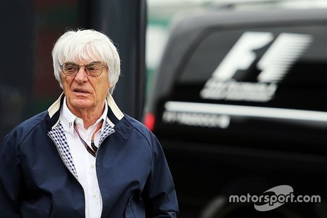 Analysis: Ecclestone on F1's TV future - Motorsport.com | screen seriality | Scoop.it
