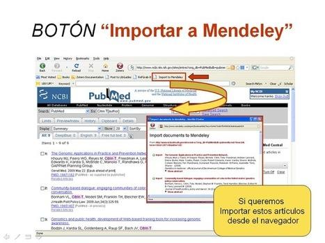 Monitorización y evaluación en medios sociales » Mendeley El Last.fm de la investigación | Open Access | Scoop.it