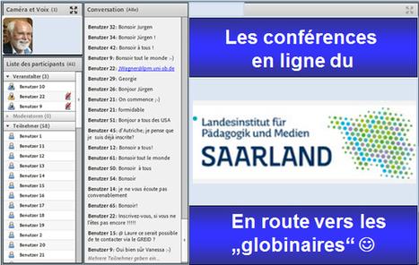 En route vers les globinaires (1/2) - | Stage TICE -- Langues étrangères | Scoop.it