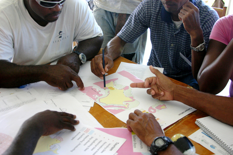 Participatory Mapping in the Caribbean   Maps, Politics & Migrations   Scoop.it