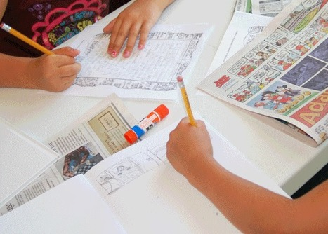 Read and Write a Family Newspaper   Writing Activities for Kids   Scoop.it