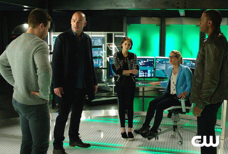 Arrow Video: The Team's Mourning Is Interrupted by... Black Canary?!   ARROWTV   Scoop.it