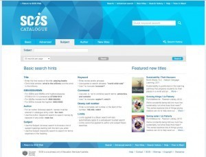 New SCIS Catalogue | SCIS | Scoop.it