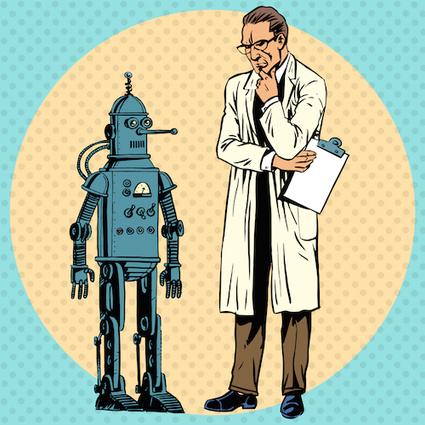 Vers une collaboration entre humains et machines dans le monde du travail | | Emergences | Scoop.it