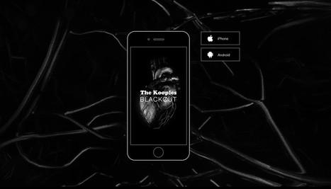 Emile Duport : Blackout, une app pour retrouver de l'intimité... | Branded entertainment | Scoop.it