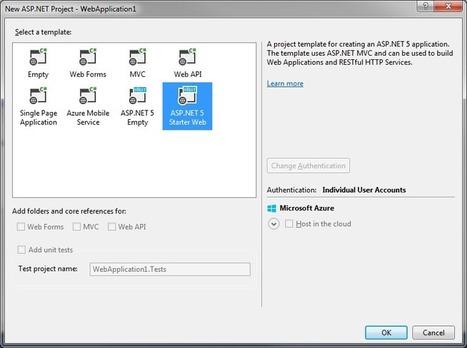 Using Two Factor Identity in ASP.net 5 | .NET World | Scoop.it
