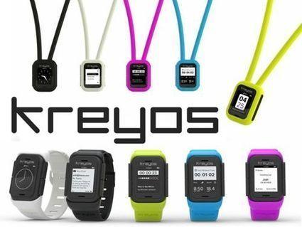 Meteor, la smartwatch à reconnaissance vocale qui cartonne sur Indiegogo | Montre Bluetooth | Scoop.it