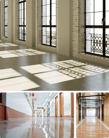 Use Polished Concrete for Your Industrial Flooring Needs | sealwizesc | Scoop.it