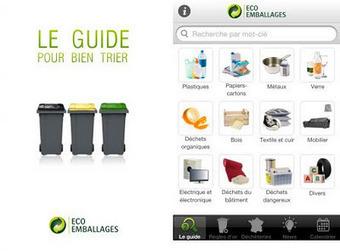 Des application SmartPhone Pour une écologie au Quotidien | kit éco citoyen | Scoop.it