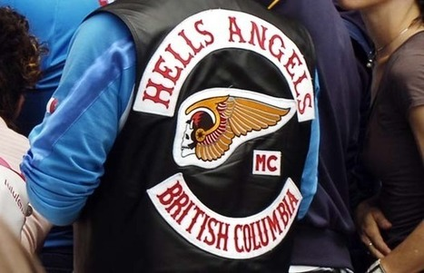 More than 150 Hells Angels, other bikers block road during police showdown on Vancouver Island - 12160 | Motorcycle Culture | Scoop.it