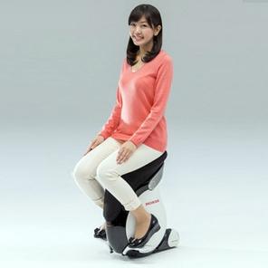 Honda Uni-Cub é essencialmente um banco com duas rodas @sustentadigital | Digital Sustainability | Scoop.it