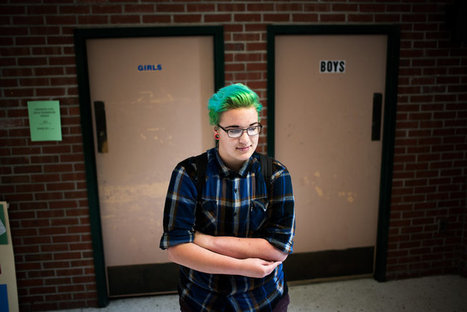 Transgender Bathroom Debate Turns Personal at a Vermont High School | Upsetment | Scoop.it