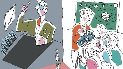 Männer an Grundschulen: Herr Lehrerin | MEDIENFUNDGRUBE aktuell | Scoop.it