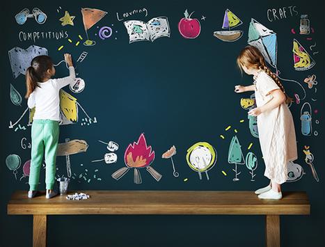 Repensar el espacio educativo, el entorno escolar y el lugar de aprendizaje | FOTOTECA INFANTIL | Scoop.it