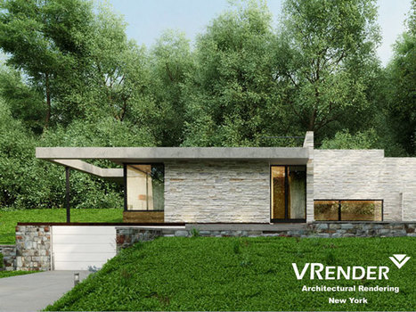 Application of 3D architectural visualization | 3studio-3d architectural visualization, 3d interior visualization, 3d modeling, 3d rendering service. | Scoop.it