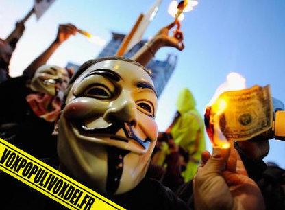 DeVOUSàVOUS, manifestation de l'entre 2 tours (Indignés, Anonymous) | #marchedesbanlieues -> #occupynnocents | Scoop.it