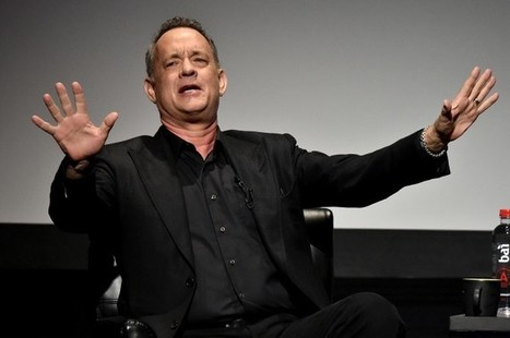 Tom Hanks Predicts Spaceships With Dinosaurs in Red Capes Before a Trump Presidency | LibertyE Global Renaissance | Scoop.it
