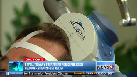 Happy helmet: Magnetic pulse gives depression relief without pills - KHOU   Psychology   Scoop.it