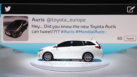 Twitter comes to cars | Gadgets - Hightech | Scoop.it