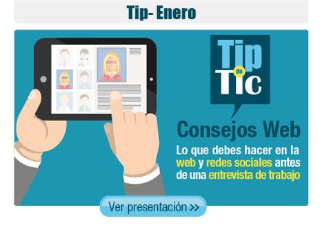 Tip de TIC - Enero 2015 | Tip de TIC | Scoop.it