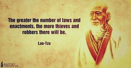 Lao-Tzu: The First Libertarian? - Eve Was ( Partially ) Right | The School of Sun Tzu | Scoop.it