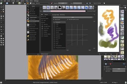 Calligra Suite, une autre suite bureautique & graphique libre | Time to Learn | Scoop.it