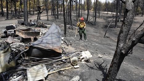 Despite Hefty Payouts, Fire Insurance Costs Hold Steady - NPR | Bank | Scoop.it