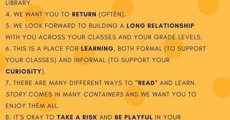 Librarian Infographics   21st Century School Libraries   Scoop.it