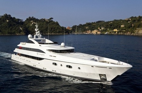 Antibes Yacht Show 2013 to host live yacht auction — Luxury Yacht ... | FrenchRiviera | Scoop.it