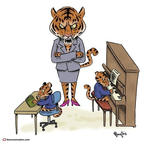 From tiger to free-range parents – what research says about pros and cons of popular parenting styles   Purposeful Pedagogy   Scoop.it
