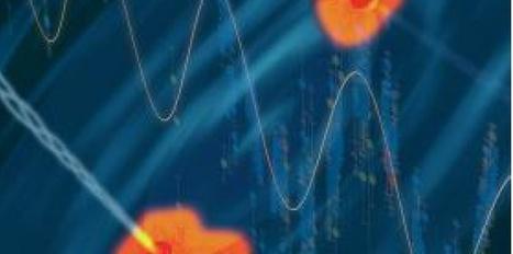 Un évènement jamais observé jusqu'à présent : la fusion de deux trous noirs | myScience | Scoop.it