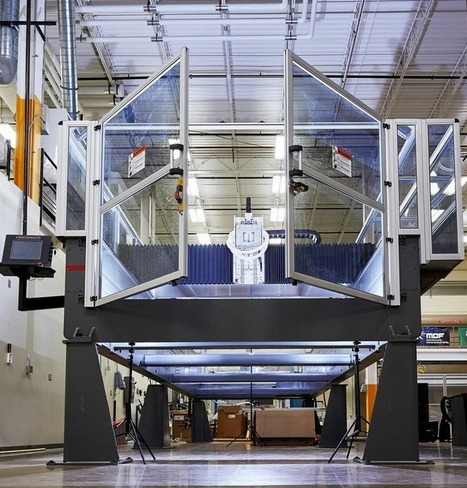BAAM 3D Printer Gets Major Upgrade — Prints 100 lbs of Material Per Hour & More | Peer2Politics | Scoop.it