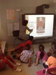 Littérature en maternelle, l'aide du Tableau Numérique Interactif | usages numérique école primaire | Scoop.it